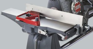 Shopsmith's 4' jointer